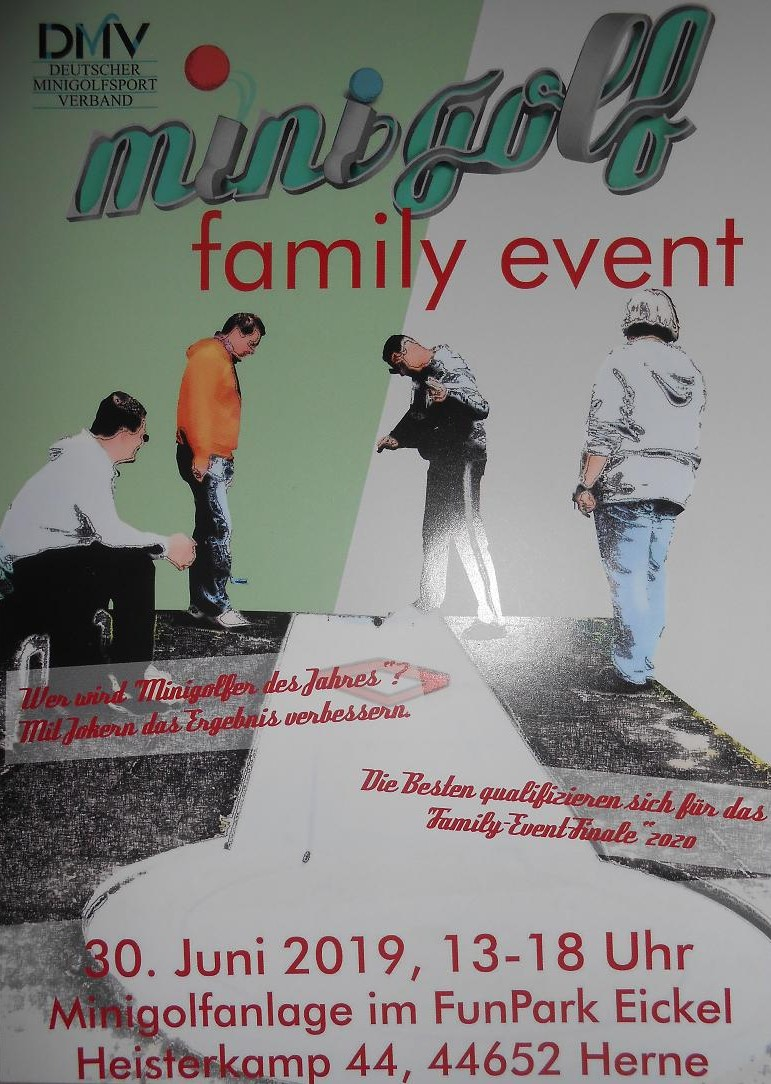 Family Event 2019 Flyer