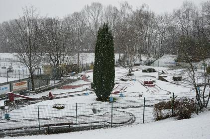 Winter im FunPark